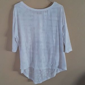 Lululemon 3/4 sleeve Top T-shirts Size 6